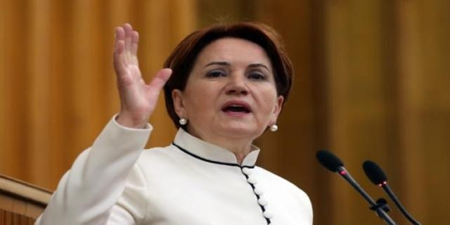 Akşener: Kış geliyor, yani Winter is coming