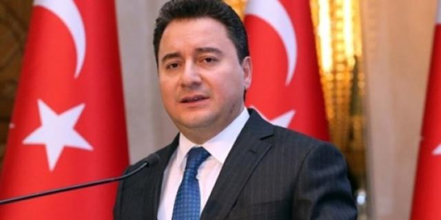 Ali Babacan'ın partisi
